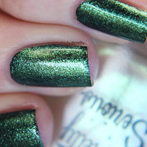 Pretty Serious - Mojito Cocktail Crush Top Coat