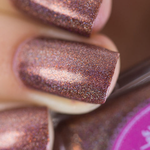 Cupcake Polish - Nut'n Better