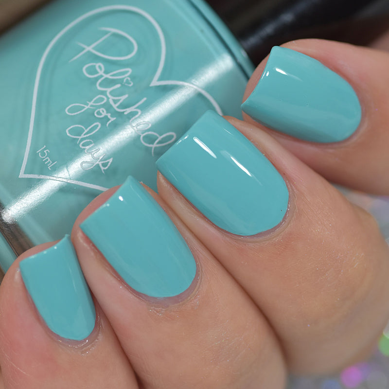 Polished For Days - Ocean Mist