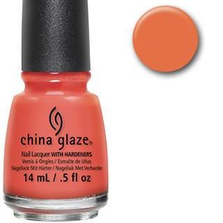 China Glaze - Core - Orange Knockout