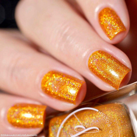 Painted Polish - Orangeade Obsession