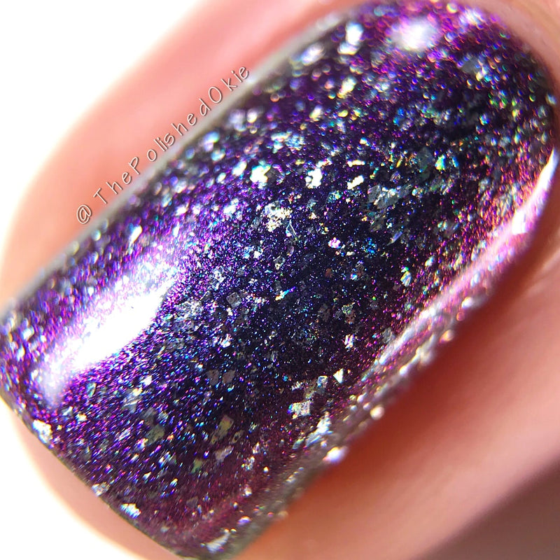 Polished For Days - Orthus (discontinued - last chance)
