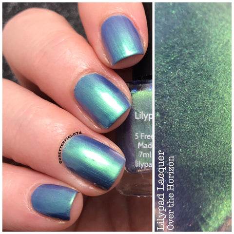 *PRE-ORDER* Lilypad Lacquer - Beautiful Things - Over the Horizon