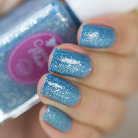 Cupcake Polish - Owl Always Love You