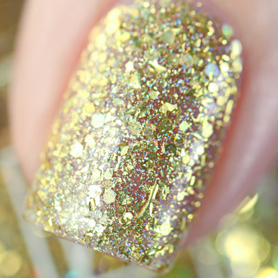 Painted Polish - Golden Glamour