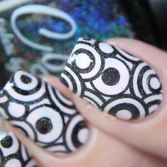 Colors by Llarowe - Stamping Polish - Panther