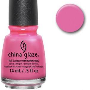 China Glaze - Core - Pink Voltage