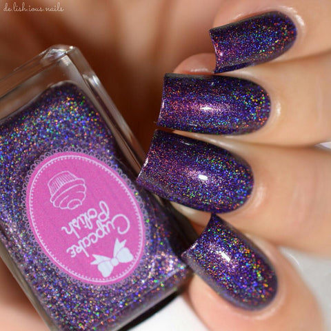 Cupcake Polish - Plum Perfect