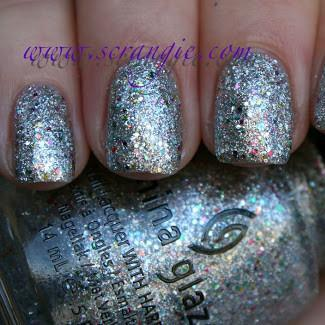 China Glaze - Prismatic 3D Holographic - Polarized