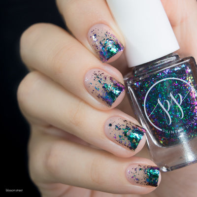 Painted Polish - Pretty as a Peacock