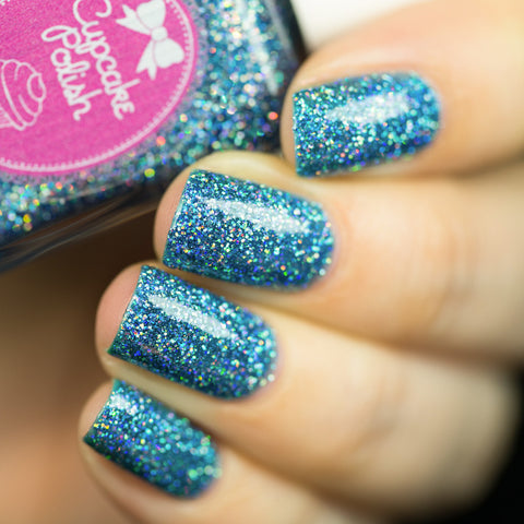 Cupcake Polish - Queen Frostine
