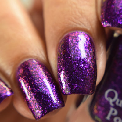 Quixotic Polish - Frost Stained Glass