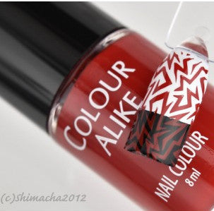 Colour Alike - Stamping Polish - Red Dragon