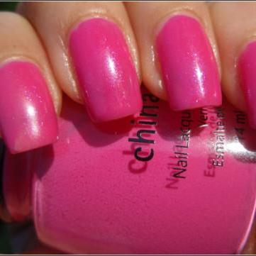 China Glaze - Core - Rich & Famous