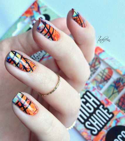 ThumbsUp Nails - Roco Nail Wraps