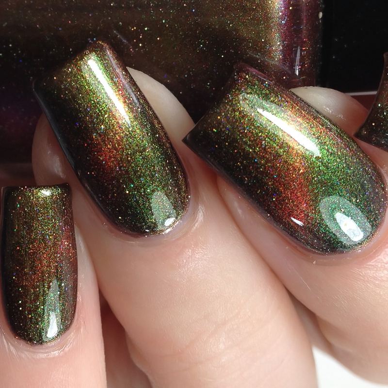 KBShimmer - Santa Claws (Magnetic)