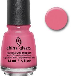 China Glaze - Core - Shocking Pink