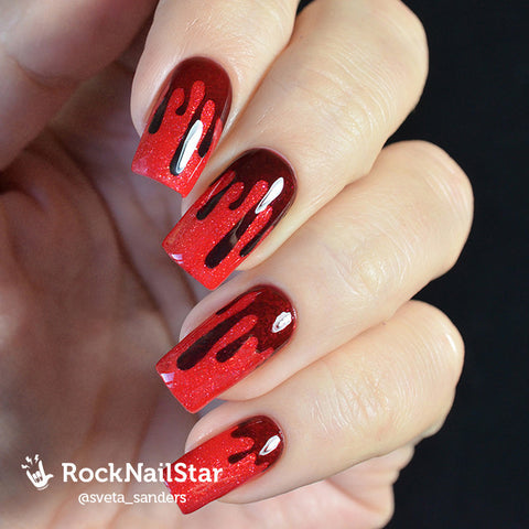 RockNailStar vinyl stencils and stickers - Halloween