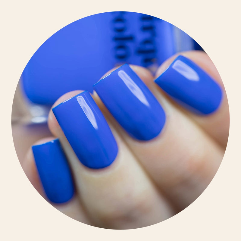 Cirque Colors - Rhapsody in Blue