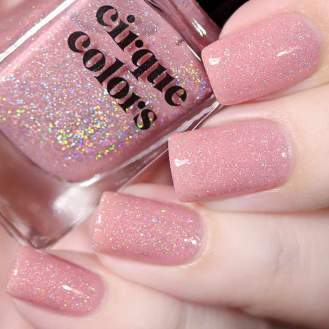 *PRE-ORDER* Cirque Colors - Rose Quartz