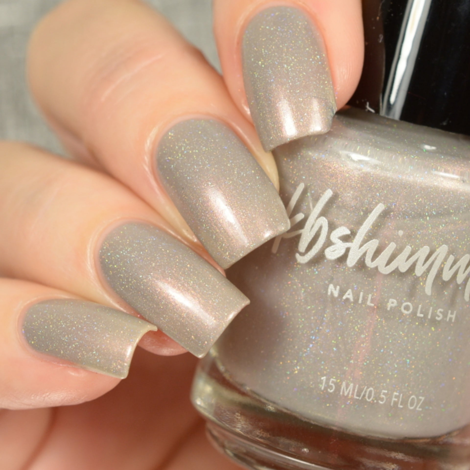 KBShimmer - Taupe Notch