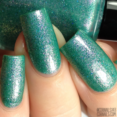 KBShimmer - Teal Another Tail (LE)