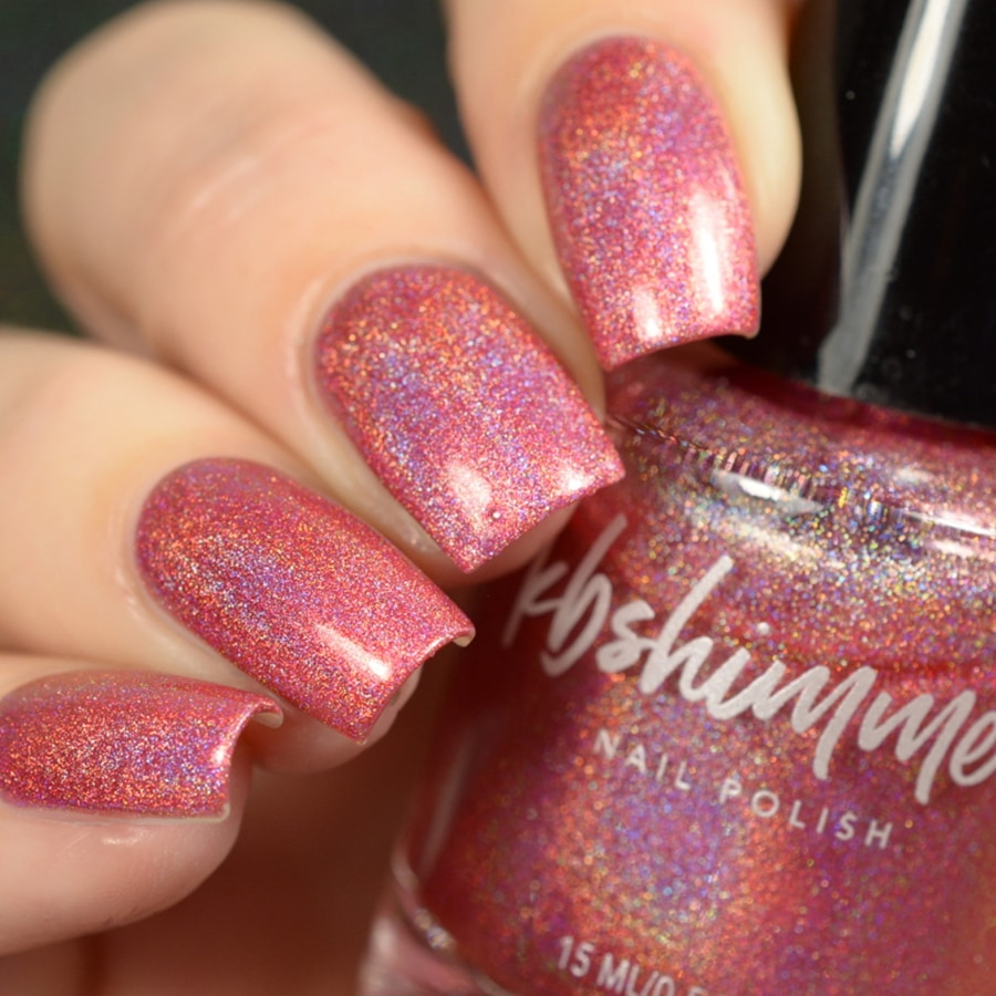 KBShimmer - The Girl Is Tiki