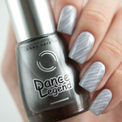 Dance Legend - Top Magnetic Silver - magnetic top coat