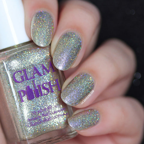 Glam Polish - Knockout Part II - WHAM!