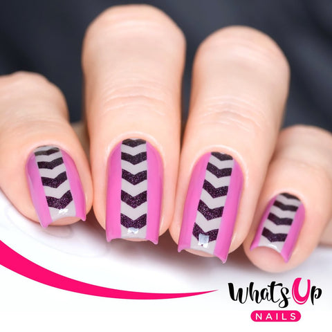 Whats Up Nails - Arrows Stencils