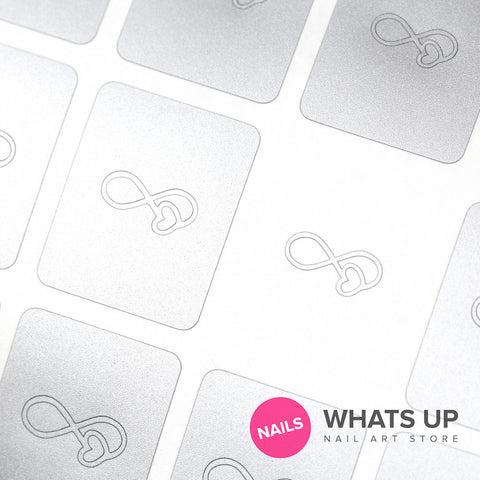 Whats Up Nails - Infinite Heart Stickers