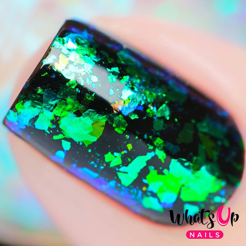 Whats Up Nails - Mermaid Flakies