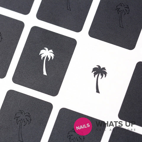 Whats Up Nails - Palm Stickers & Stencils