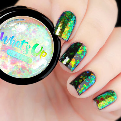 Whats Up Nails - Savanna Flakies