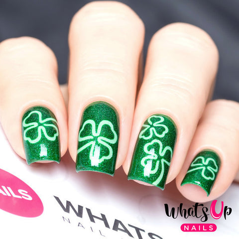 Whats Up Nails - Shamrock Tape