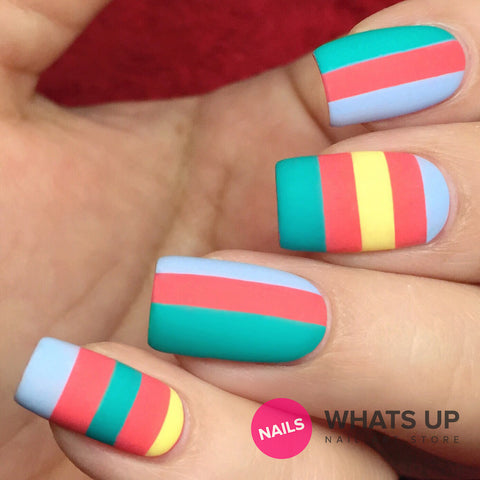 Whats Up Nails - Wide Straight Tape