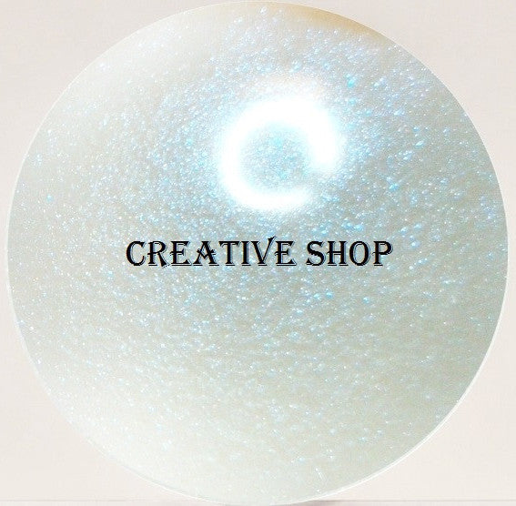 Creative Shop Space Collection replacement stamper head - White/Blue