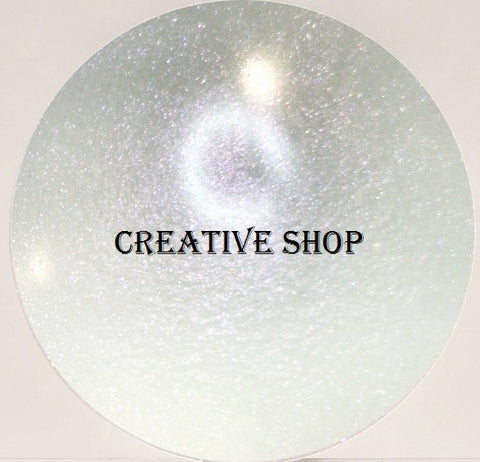 Creative Shop Space Collection replacement stamper head - White/Purple