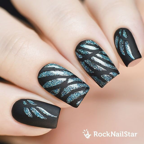 RockNailStar vinyl stencils and stickers - Wings mini