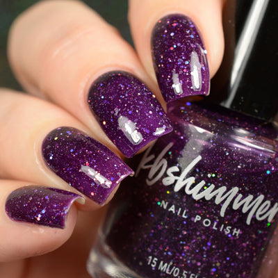 KBShimmer - Witch Way?