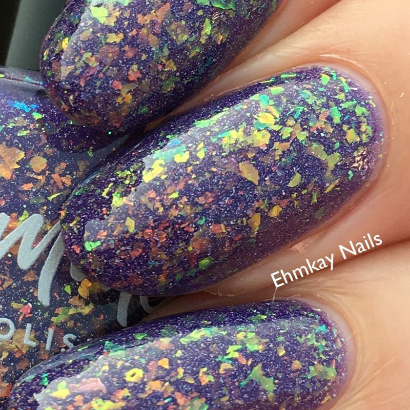 *PRE-ORDER* KBShimmer - Coulda Had A Bad Witch (Halloween Trio)