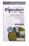 Savavet Fiprofort Spot On Tick Solution