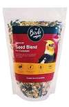 The Birds Company Seed Blend  for Cockatiels, African Grey, Conures, Eclectus