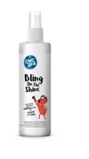 Captain Zack Bling on the shine water less shampoo 250 ML