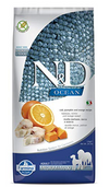 N&D Farmina Ocean Codfish, Pumpkin & Orange Dry Dog Food For Medium & Maxi Dogs