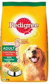 Pedigree Vegetarian Dry Dog Food for Adult Dogs