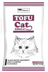 Petcrux Exclusive Organic Tofu Cat Litter Lavender flavour