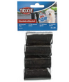 Trixie Dog Waste bags  4 rolls of 20 pcs