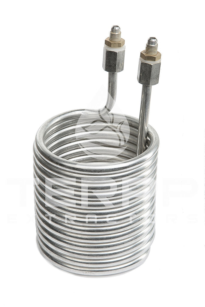 "1/4"" Stainless Steel Condensing Coil"