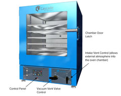Cascade Sciences CVO-5 Vacuum Purge Oven